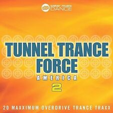 Tunnel Trance America 2, Various Artists, Good