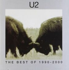 U2 Best Of 1990-2000 & B-Sides 2-CD NEW SEALED Beautiful Day/Mysterious Ways/One