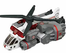TAKARA TOMY HYPER RESCUE HELICOPTER  COMPATIBLE WITH WALKER VEHICLE