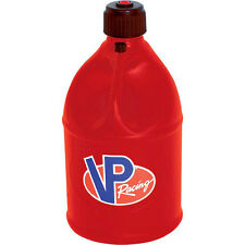 VP FUEL JUG CAN UTILITY 5-GALLON RED POUND RACING WATER MOTORSPORT CONTAINER
