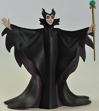 Maleficent PERSONAGGIO LA BELLA ADDORMENTATA FIGURE DISNEY STATUA VERY RARE k1-mc