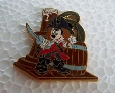 *~*DISNEY PIRATES OF THE CARIBBEAN  MINNIE AS ELIZABETH SWANN BOOSTER PIN*~*