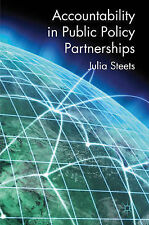 Accountability in Public Policy Partnerhips, Steets, Julia, Excellent Book