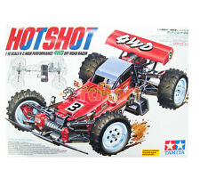 Tamiya 1:10 Hotshot Re-Release (2007) w/ESC EP RC Car Buggy 4WD Off Road #58391