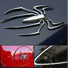 3D METAL SPIDER CAR STICKER EMBLEM LOGO BIKE MOTORCYCLE STYLING ACCESSORY FORD