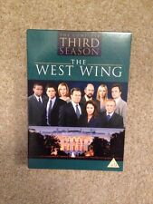 The West Wing Season 3 DVD
