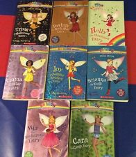 Lot of 8 Rainbow Magic Fairy Special Edition books Scholastics AR Books 3-5