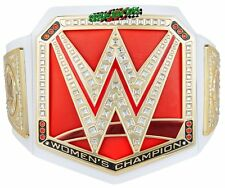 WWE RAW Womens Championship Belt Replica DIVA CHARLOTTE BANKS 2016 OFFICIAL
