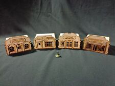TTCombat - Old Town Scenics - 4 Stores - Great for Malifaux