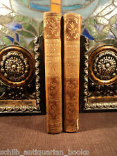 1759 1st ed VOLTAIRE History of Russia Under Tsar Czar Peter the Great 2v SET