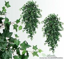 "2 51"" Artifical Ivy Hanging Bush  Silk Plants Wedding"