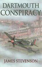 James Stevenson Dartmouth Conspiracy Very Good Book