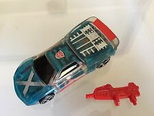Transformers RID 2001 CROSSWISE complete spy changer
