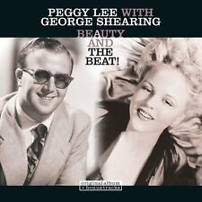 Peggy Lee w/ George Shearing BEAUTY AND THE BEAT! 180g NEW VINYL PASSION LP