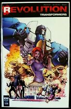 TRANFORMERS Revolution #1 Sub Cover, One-Shot (IDW 2016 Comics) NM Comic Book