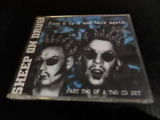 CD SINGLE - SHEEP ON DRUGS - FROM A TO H AND BACK AGAIN