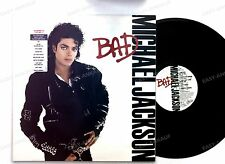 Michael Jackson - Bad Europe LP 1987 FOC + Innerbag //35