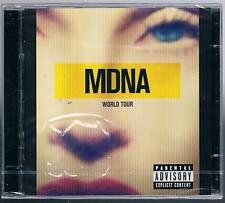MADONNA THE MDNA WORLD TOUR - 2 CD SIGILLATO!!!