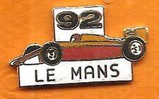 pin's pins Le Mans 92 voiture de course