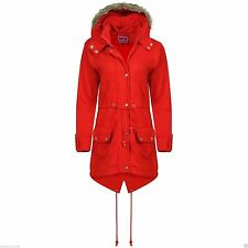 BRAND NEW LADIES WOMENS DUFFLE WOOL COAT WINTER HOODED TOGGLE JACKET PLUS SIZES