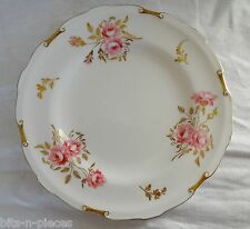 Royal Crown Derby PINXTON ROSES  Salad Dessert Plate  A1120  pink roses