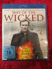 Way of the Wicked - Der Teufel stirbt nie! [Blu-ray] Neu!