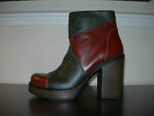 TAMARIS WOMEN'S ANKLE BOOTS LEATHER TOUCH-IT TECHNOLOGY EU SIZE 37 / UK 4 LOVELY