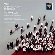 Mendelssohn / Audi Young Persons Choral / Steidler - Cappella [CD New]