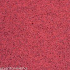 Maharam Upholstery Fabric Divina Melange 460830-531 Pomegranate Red 16 yds GK2
