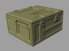 Panzer Art RE35-148 1/35 C216 British Ammo Boxes (40mm Bofors AA Gun) (6pcs)