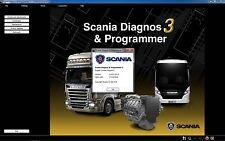 SDP3 V2.27 05.2016 + XCOM 2.27 for Scania VCI 2 VCI 3 Trucks/Buses