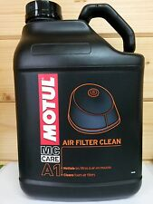 MOTUL MC A1 Air Filter Clean Motocross Cross MX SX Luftfilter Reiniger
