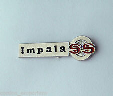 CHEVY CHEVROLET IMPALA SS AUTOMOBILE CAR AUTO LAPEL PIN BADGE 3/4 INCH