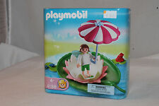 PLAYMOBIL #4198 NEPTUNE WATER LILY FAIRY PRINCESS, NEW IN BOX