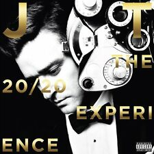 JUSTIN TIMBERLAKE 20/20 Experience Part Two : 2 x Vinyl LP & MP3s NEW & SEALED