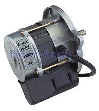 21805U BECKETT BURNER MOTOR FOR MODELS AF, AFG and NX 1/7 HP, 3450 RPM, 120 vac