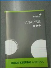 SILVINE A4 ACCOUNTS BOOK KEEPING ANALYSIS