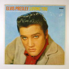 "12"" LP - Elvis Presley - Loving You - B3492 - washed & cleaned"