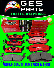 2 Sets 04-08 FORD F150 Front & Rear Premium Quality Brake Pads D1083 / D1012