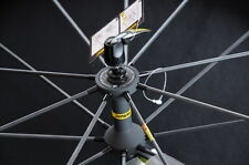 Mavic R-Sys SLR SSC clincher wheelset, 700C, 11s Shimano, front and rear, NEW !