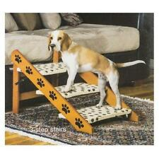 Convertible Sturdy Pet Staircase Steps and Ramp New
