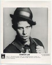 Photo Howard Rosenberg - Tom Waits - Down By Law - Jim Jarmusch 1986