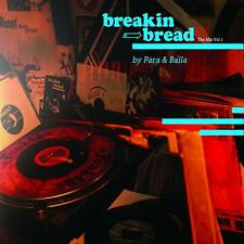 BREAKIN BREAD THE MIX VOL 1 (HIPHOP FUNK BREAKS AND SOUL)
