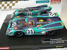 "Carrera digital 124 Porsche 917K Martini International ""No.35"" 23807"