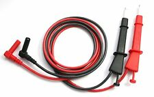 Set of Parrot 3mm PCX 1m Test Leads, 600V Cat III with Banana Plugs  (PCX_3)
