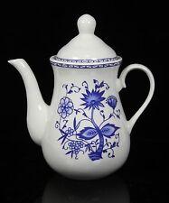 Zwiebelmuster Porzellan Kanne 1 L  für 6 Personen Service Kaffeekanne Teekanne