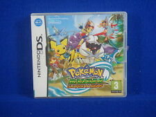 ds POKEMON RANGER Guardian Signs Lite DSI 3DS Nintendo PAL UK VERSION