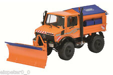 Unimog U1600 Winterdienst, Schuco Modell 1:32, Classic Collection
