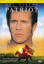 Brand New DVD The Patriot Chris Cooper Heath Ledger Joely Rich (Widescreen Ed)