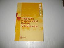 Introduction to Mathematical Methods in Bioinformatics von Alexander Isaev (2004